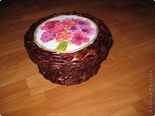 Курочка( как вазочка ) фото 9