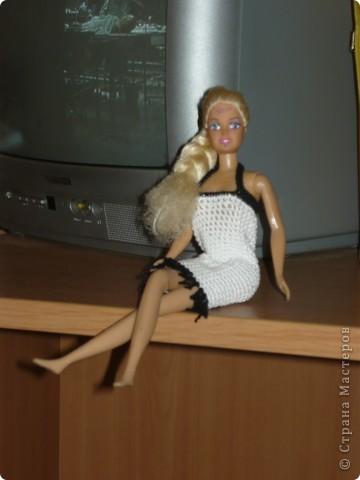 вот такую обновочку получила Барби племяшки))) фото 1