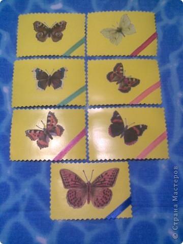 Серия состоит из 7 карточек...прошу всех кому должна....))) фото 1