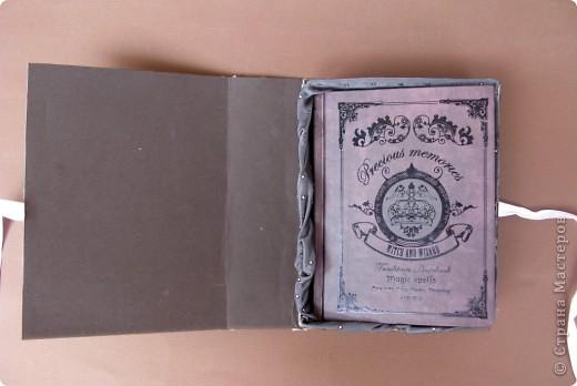 Коробочка для книги воспоминаний фото 3