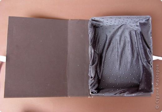 Коробочка для книги воспоминаний фото 4