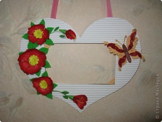 Рамочка Сердце фото 7