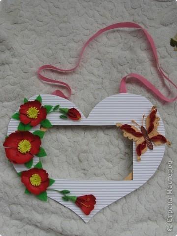 Рамочка Сердце фото 10