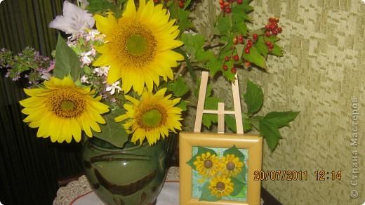 цветочки кручу часто  .. а потом  пытаюсь собрать  из них  чего нибудь ))))но это еще не конечный результат...примерка) фото 3