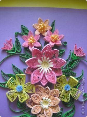 Летнии цветы в букете. фото 2