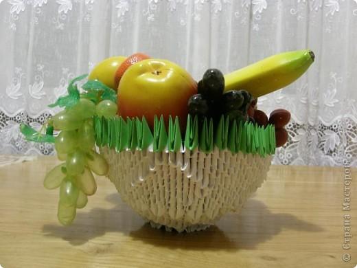 Миска для фруктів фото 1