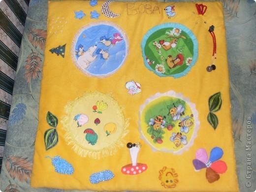 Мой развивающий коврик фото 1