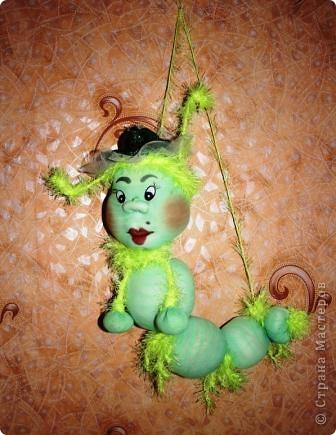 Вот такая Гуся у меня получилась:) почему-то родители сказали,что она должна быть Грицацуевой:) фото 2
