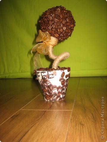Где-то год назад я сделала себе баночку для кофе. По ней видно,что она любимая и постоянно используемая :)) фото 5