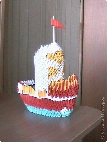 Модульное оригами мои работы фото 1