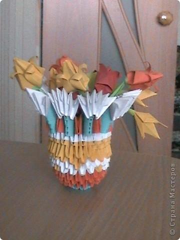 Модульное оригами мои работы фото 2