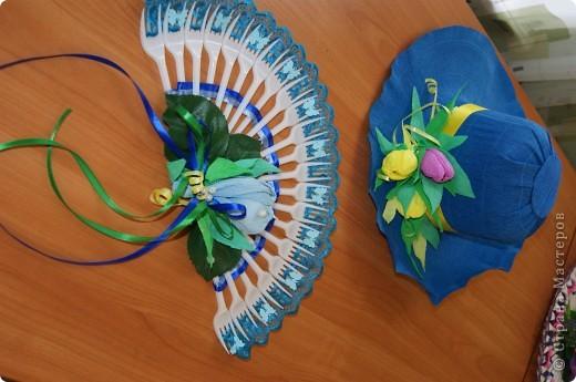 Красавицы в небесно-голубом фото 3