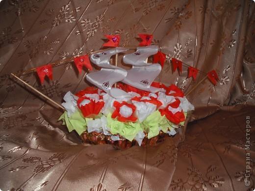 Сладкий кораблик. фото 1