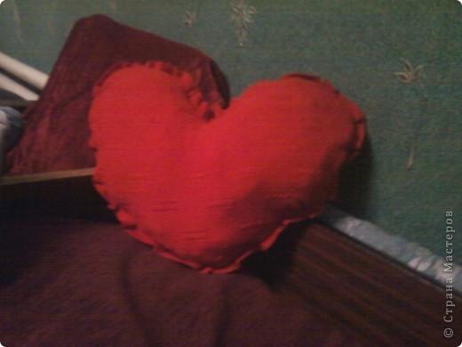 моя подушечка из джинсов фото 2