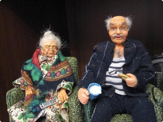 Веселый дедуля фото 6