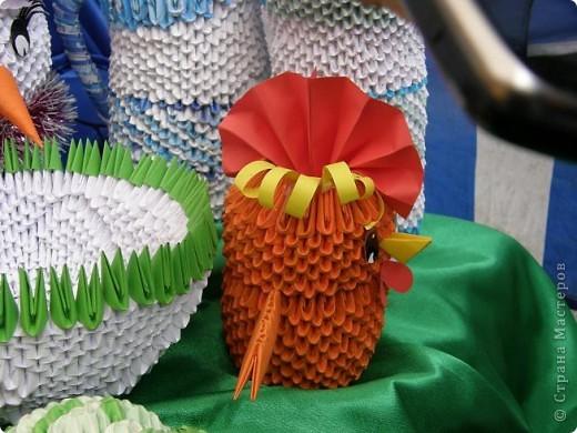 Квітка з бісеру фото 10