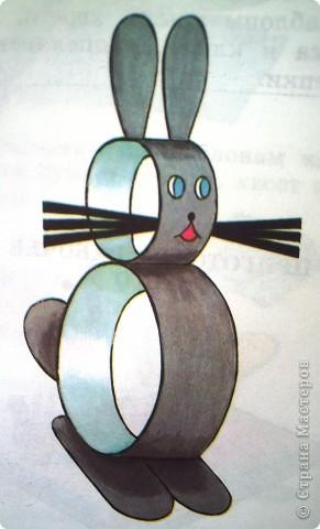 """В рамках Дня """"Аплодисменты"""" состоялся у меня открытый урок по трудовому обучению (технологии). Тему выбрала такую """"ЗАЙЦЫ. РАЗНЫЕ ТЕХНИКИ"""". Год зайца, а как иначе. Надо к символу года попочтительнее быть. Это наша выставка, которая была создана в конце урока. Итак, разделила и детей, и их родителей на группы. фото 3"""