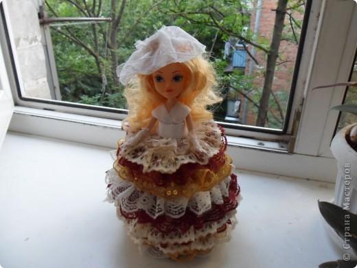 кукла шкатулка фото 1
