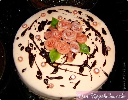 Тортик, который я утащила на работу! фото 1