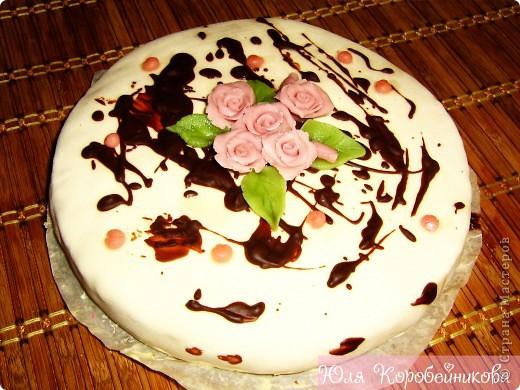 Тортик, который я утащила на работу! фото 2