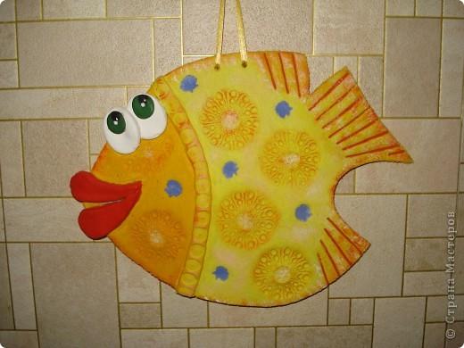 Моя первая рыбка-повторюшка ) фото 1