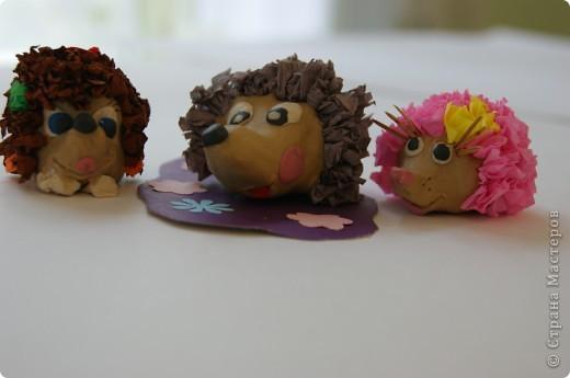 Посмотрите, какие замечательные работы получились у наших малышей фото 6