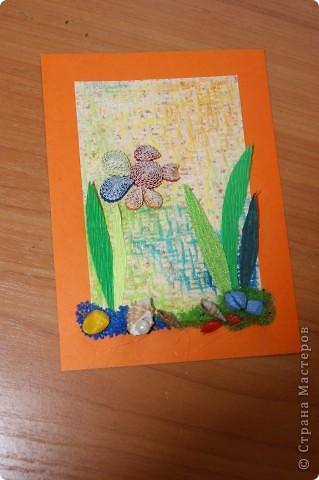 Посмотрите, какие замечательные работы получились у наших малышей фото 3