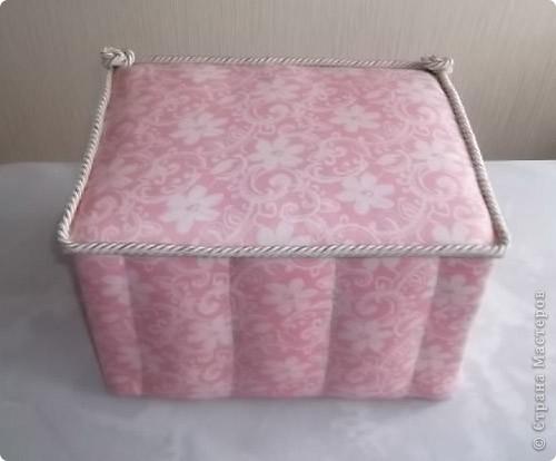 Недавно у мамочки был День Рождения, для подарка решила сделать вот такую  нарядную коробочку. фото 7