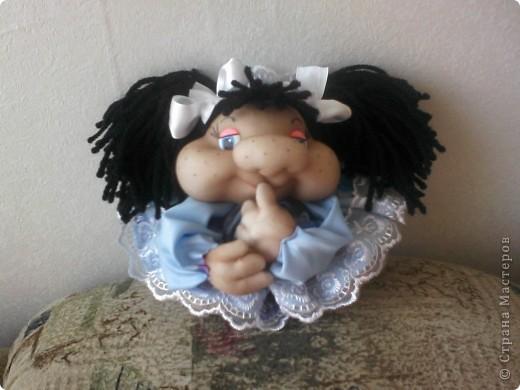 Девчонка- Незабудка. фото 1