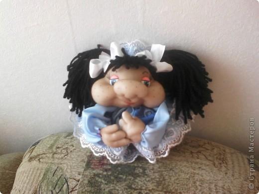 Девчонка- Незабудка. фото 2