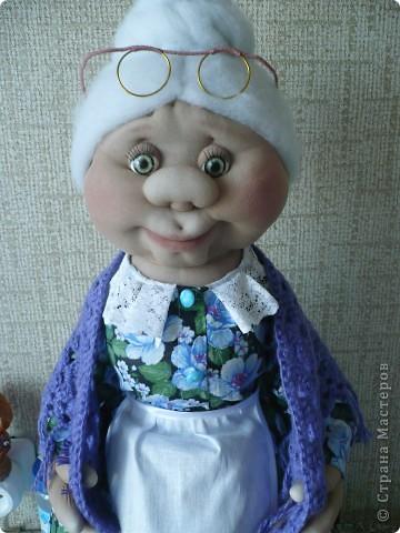 кукла была сделана по заказу знакомой в качестве подарка её родственнице. фото 2