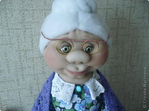 кукла была сделана по заказу знакомой в качестве подарка её родственнице. фото 3