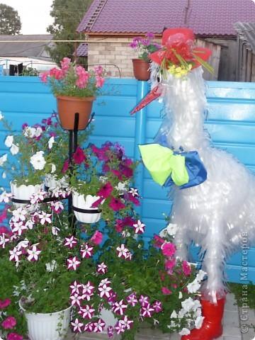 Украшаем сад.Часть 5 фото 1