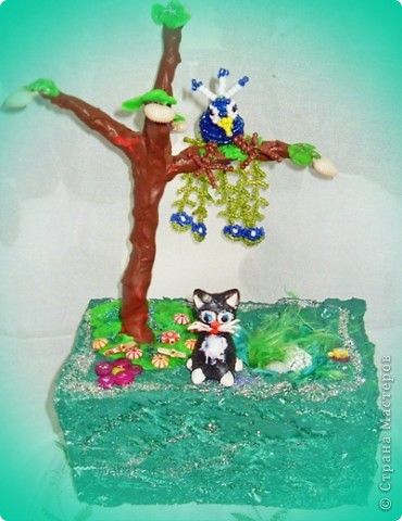 Синий ара. фото 2