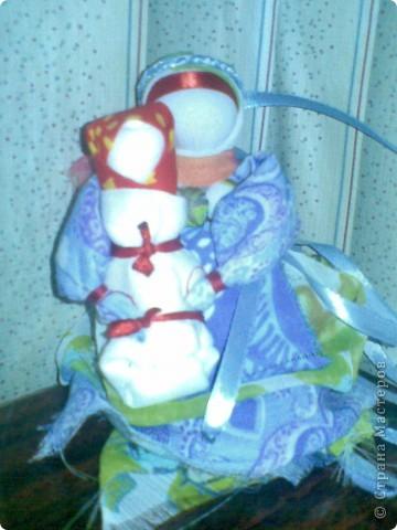Куколки мотанки. фото 3