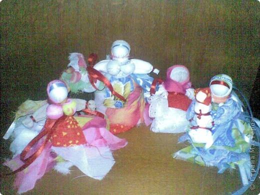 Куколки мотанки. фото 8