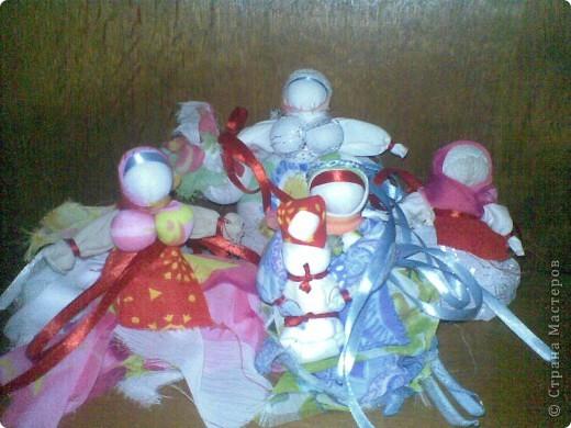 Куколки мотанки. фото 6