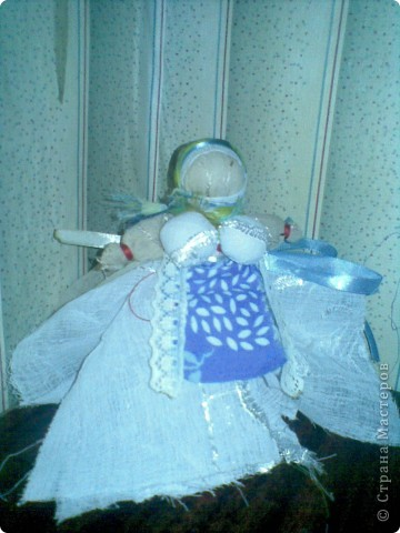 Куколки мотанки. фото 7