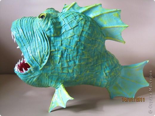 Рыбка на День рыбака фото 1