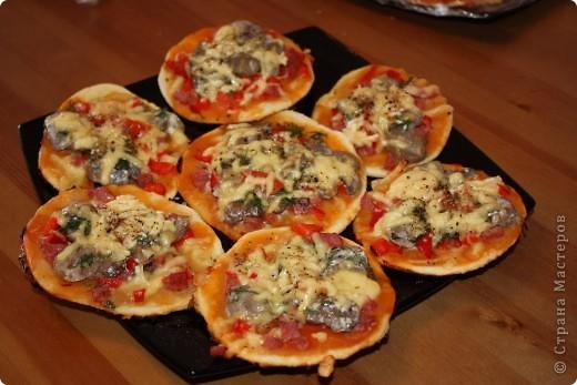 пицца фото 1