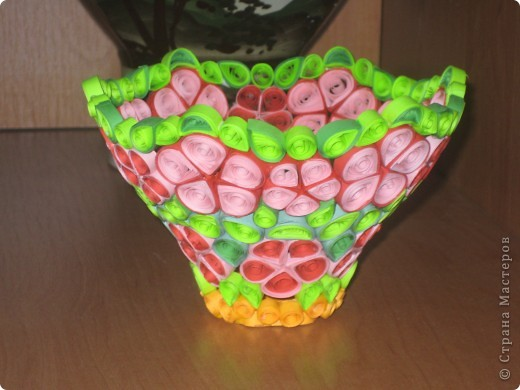 Еще одна вазочка