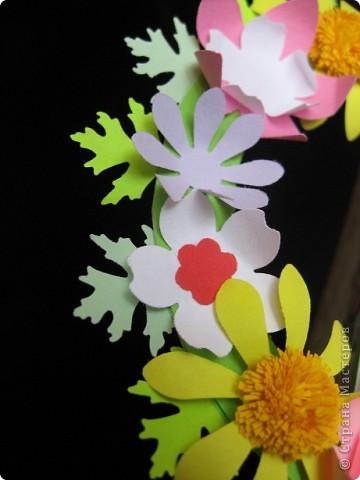 """""""Срочная"""" открытка на день рождения. Хотелось передать июльский жар лета, луговое цветение и добела выцветшее небо фото 10"""