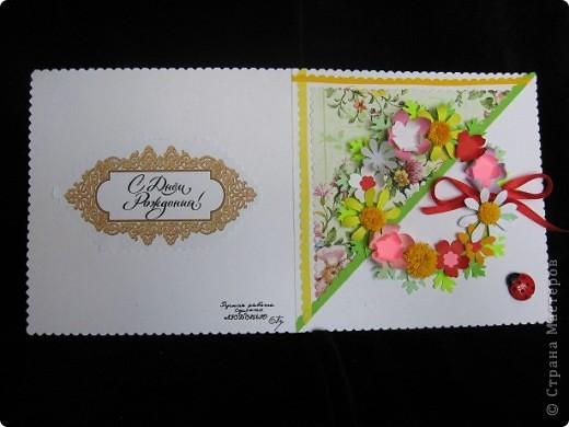"""""""Срочная"""" открытка на день рождения. Хотелось передать июльский жар лета, луговое цветение и добела выцветшее небо фото 11"""