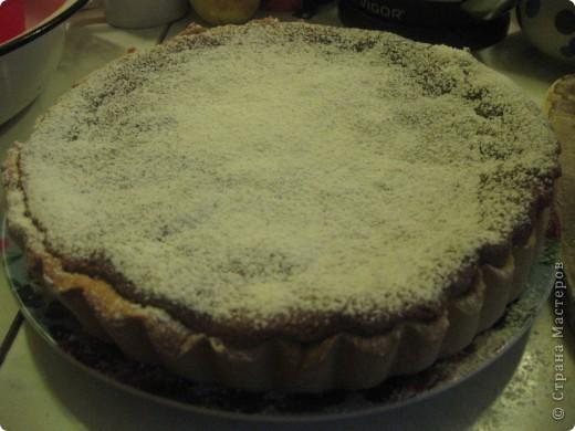 """Этот рецепт я взяла из журнала """"Лиза"""", но изменила немного, и  получился просто наинежнейший пирог с малиновым ароматом ... фото 5"""