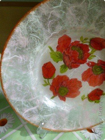 У меня появились новые салфетки с виолами,правда  крупноваты  цветы,хотелось бы помельче ,но...  фото 3