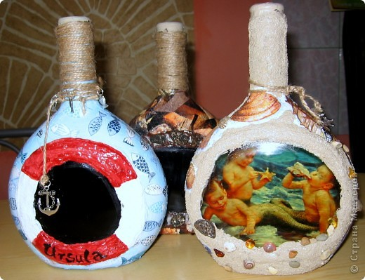 Мои бутылочки (часть 2) фото 1