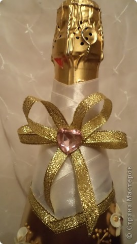 """Очередной свадебный набор и опять в  """"золоте""""- что- то  наш город подсел на золото. Иногда мне кажется. что в городе золотая лихорадка.  фото 5"""