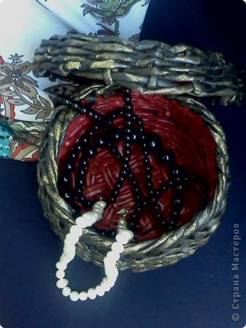 Моё любимое творение! Тзддика я сделала из сол.теста, на нём и сверху декупажные бабочки фото 3