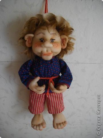 Новая кукла. фото 2