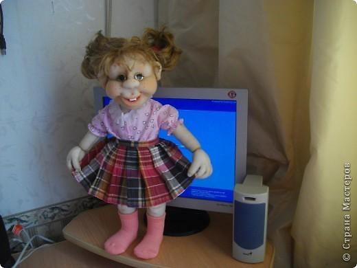 Новая кукла. фото 3